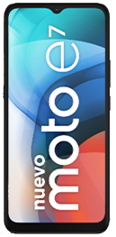imagen equipo Motorola E7