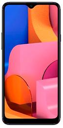 imagen equipo Samsung Galaxy A20S